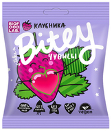 Чувисы клубника мармелад Take A Bitey, 20 г
